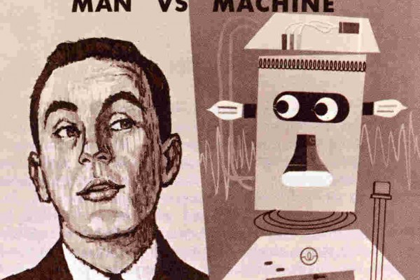 La machine contre l'homme