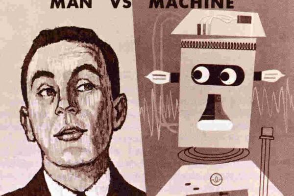 La machine contre l'homme