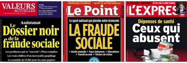 La fraude sociale, nouveau combat de la «gauche»