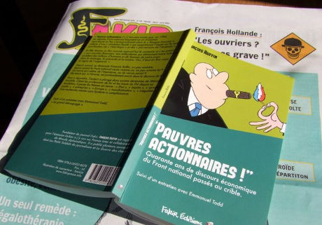 Pauvres actionnaires !