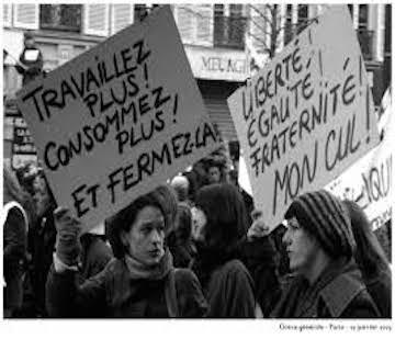 Liberté, Egalité, Fraternité : MON CUL !